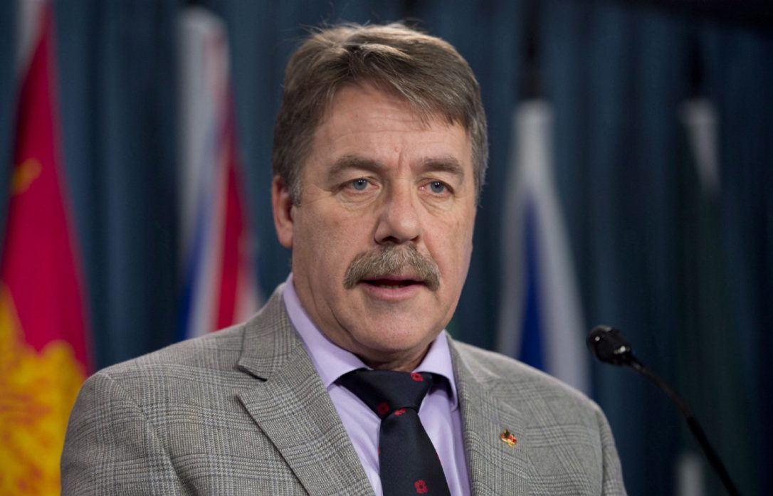 MP Peter Stoffer apologizes